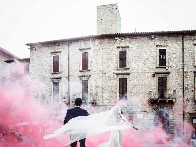 Il matrimonio di Marco e Arianna a Ascoli Piceno, Ascoli Piceno 46