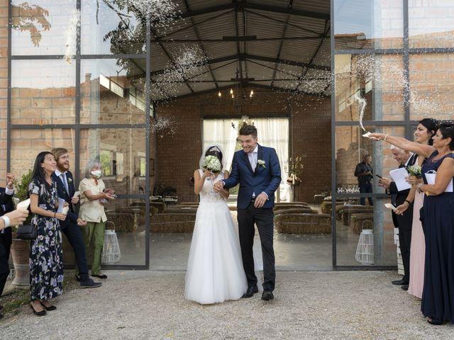Il matrimonio di Michele e Sara a Bologna, Bologna 53