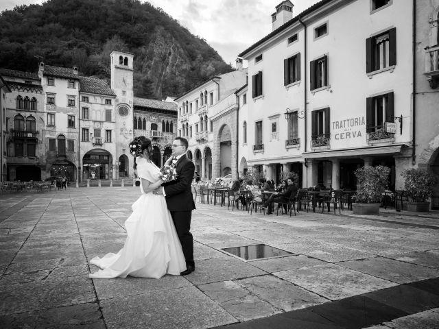 Il matrimonio di Marco e Veronica a Vittorio Veneto, Treviso 16
