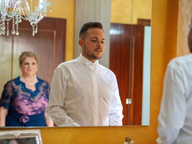 Il matrimonio di Sara e Daniele a Aci Castello, Catania 4