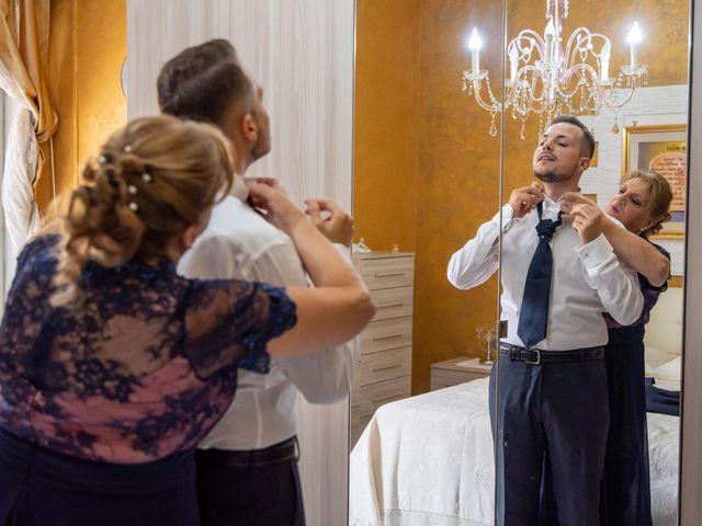 Il matrimonio di Sara e Daniele a Aci Castello, Catania 7