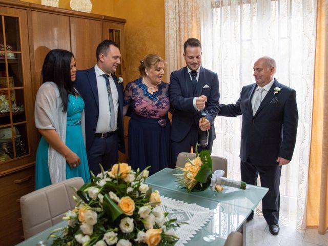 Il matrimonio di Sara e Daniele a Aci Castello, Catania 8