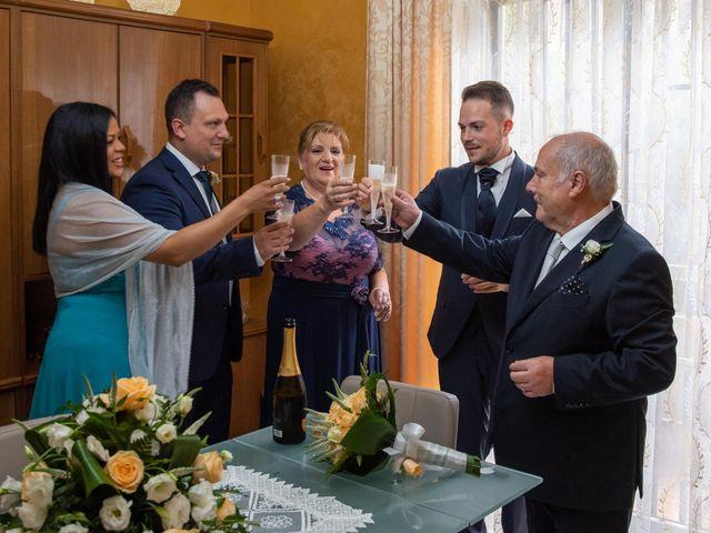 Il matrimonio di Sara e Daniele a Aci Castello, Catania 9