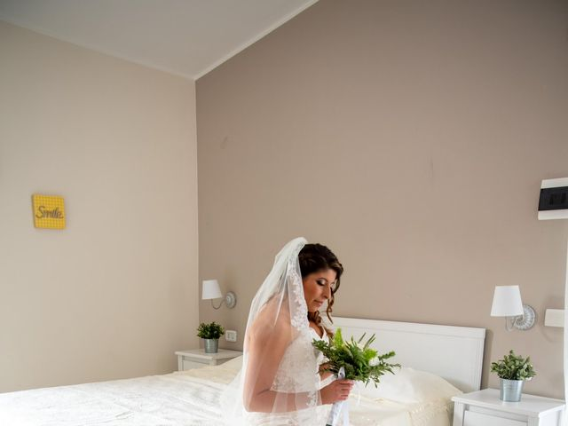 Il matrimonio di Sara e Daniele a Aci Castello, Catania 22
