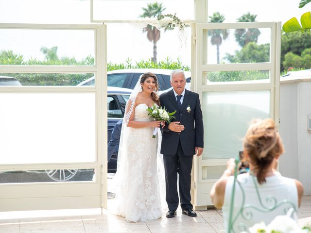 Il matrimonio di Sara e Daniele a Aci Castello, Catania 25