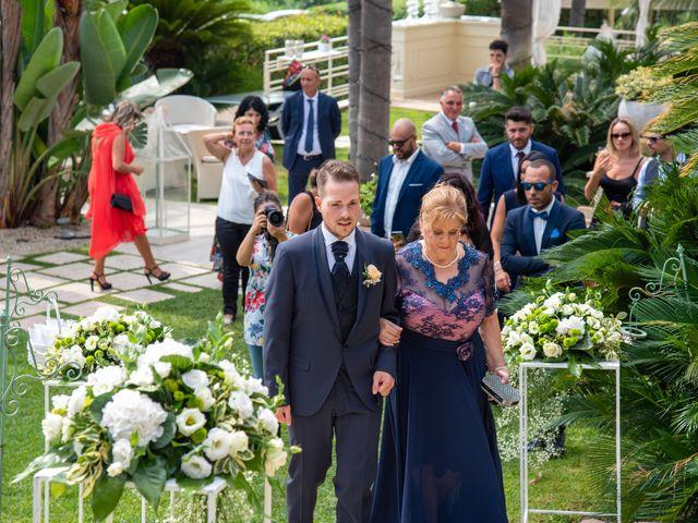 Il matrimonio di Sara e Daniele a Aci Castello, Catania 28