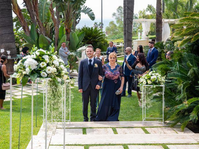 Il matrimonio di Sara e Daniele a Aci Castello, Catania 29