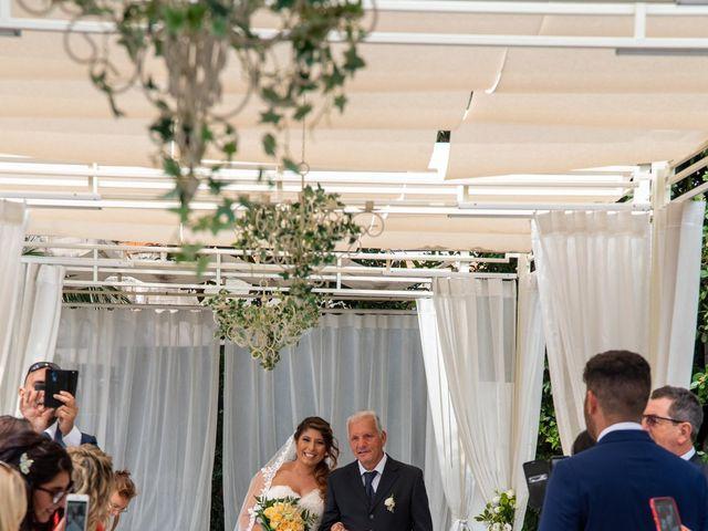 Il matrimonio di Sara e Daniele a Aci Castello, Catania 31