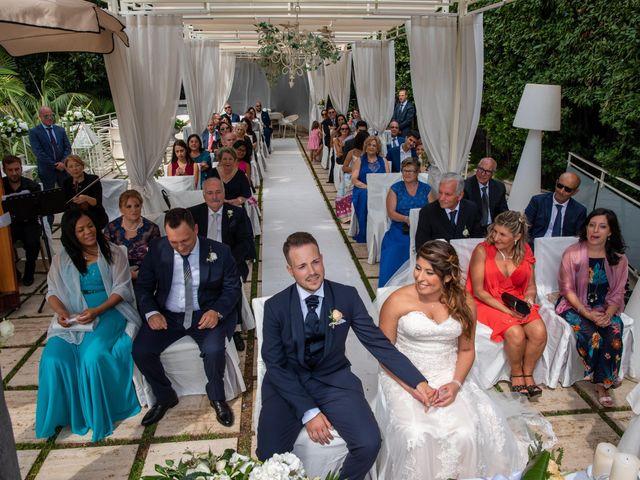 Il matrimonio di Sara e Daniele a Aci Castello, Catania 32