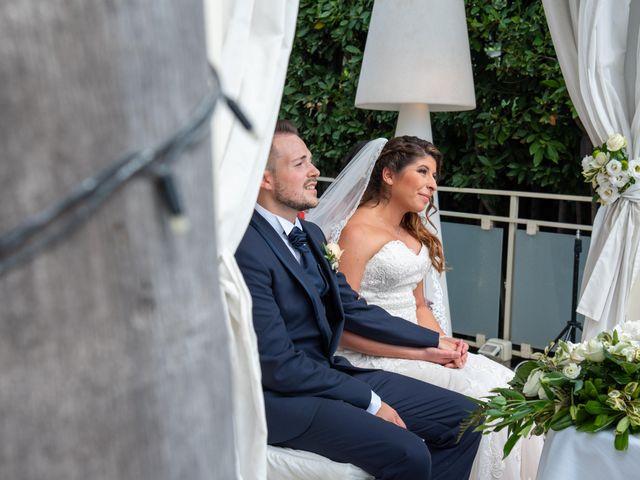 Il matrimonio di Sara e Daniele a Aci Castello, Catania 34