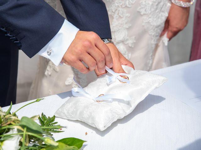 Il matrimonio di Sara e Daniele a Aci Castello, Catania 35