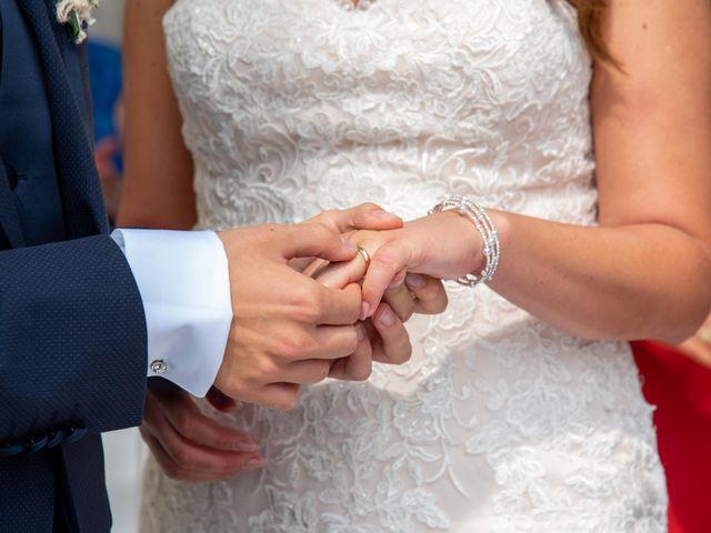 Il matrimonio di Sara e Daniele a Aci Castello, Catania 36