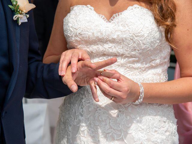 Il matrimonio di Sara e Daniele a Aci Castello, Catania 37