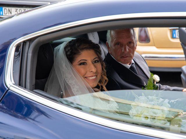 Il matrimonio di Sara e Daniele a Aci Castello, Catania 38