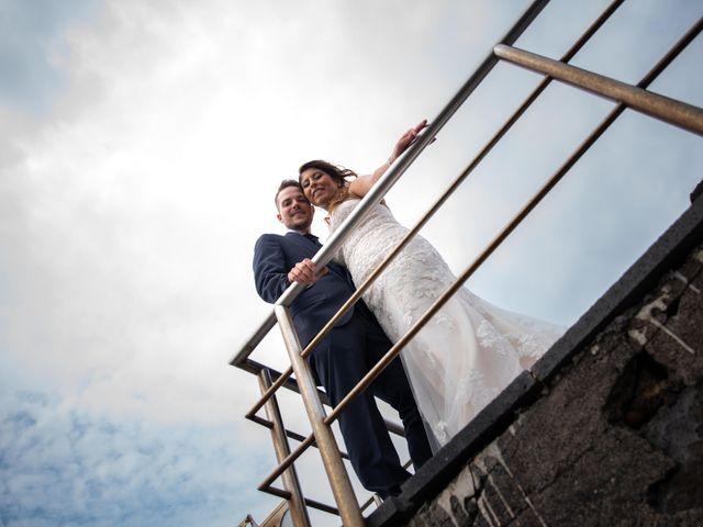 Il matrimonio di Sara e Daniele a Aci Castello, Catania 40