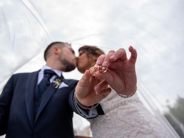 Il matrimonio di Sara e Daniele a Aci Castello, Catania 41
