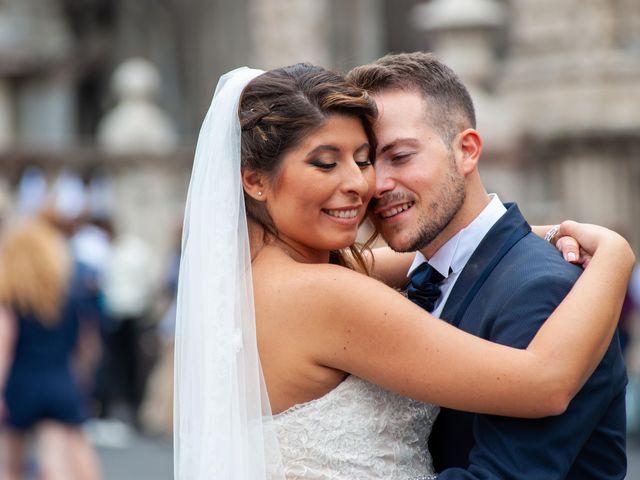 Il matrimonio di Sara e Daniele a Aci Castello, Catania 1