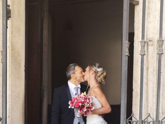 Il matrimonio di Giuseppe e Samantha a Roma, Roma 3