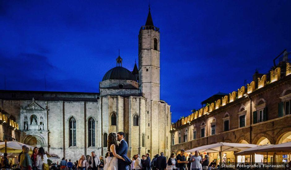 Il matrimonio di Marco e Arianna a Ascoli Piceno, Ascoli Piceno