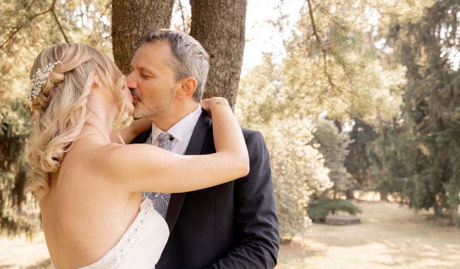 Il matrimonio di Giuseppe e Samantha a Roma, Roma