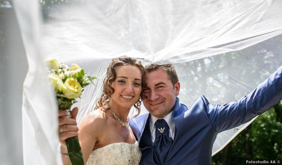 Rustici Matrimonio Vicenza : Il matrimonio di alessandro e michela a albettone vicenza