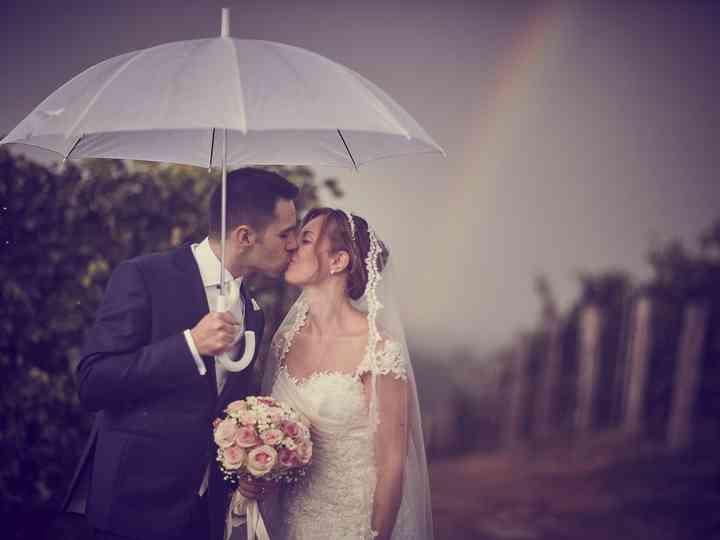le nozze di Raffaela e Andrea