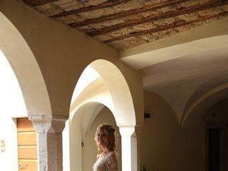 le nozze di Anna e Amador 1