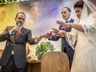 Le nozze di Fatima e Claudio 2