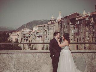 Le nozze di Caterina  e Giuseppe