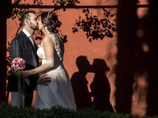Le nozze di Simone e Vera