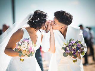 Le nozze di Chiara e Giulia