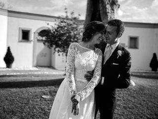 Le nozze di Mauro e Clelia