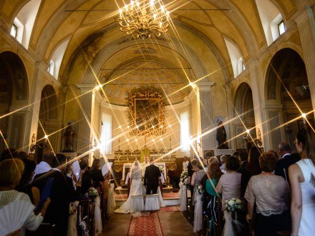 Il matrimonio di Cristian e Elisa a Collecchio, Parma 10