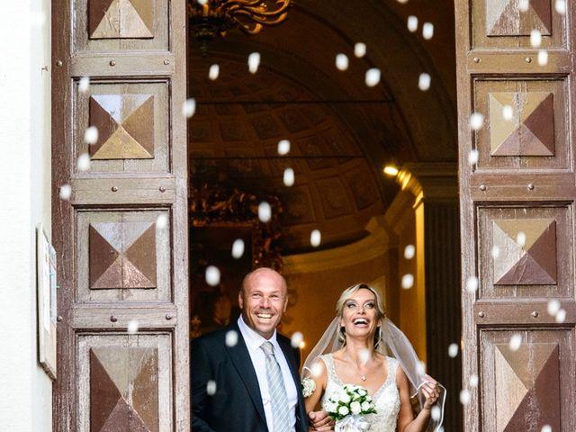Il matrimonio di Cristian e Elisa a Collecchio, Parma 13