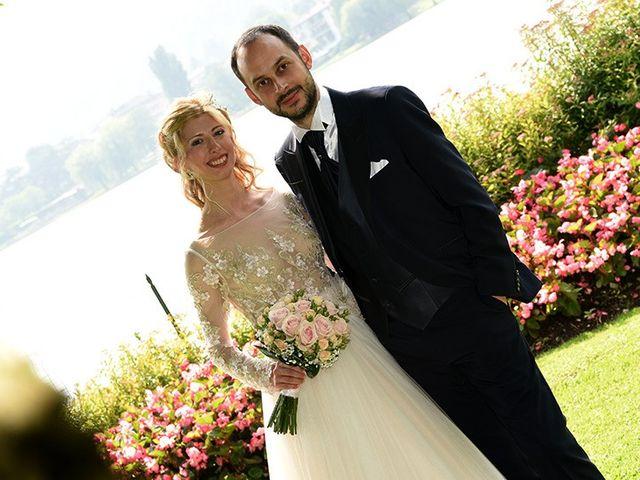 Le nozze di Anna e Amador