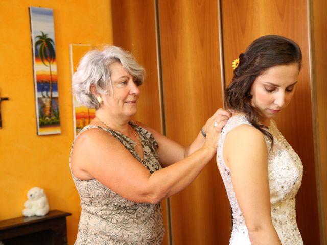 Il matrimonio di Daniele e Valeria a Seriate, Bergamo 5
