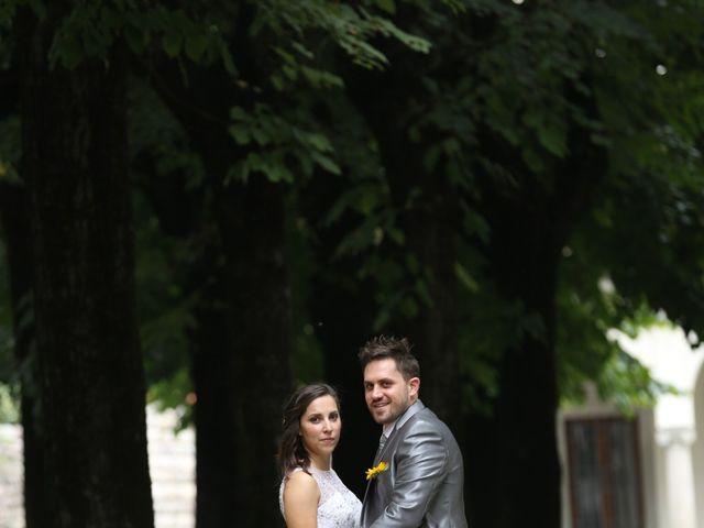 Il matrimonio di Daniele e Valeria a Seriate, Bergamo 8
