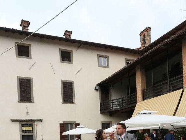 Il matrimonio di Daniele e Valeria a Seriate, Bergamo 9
