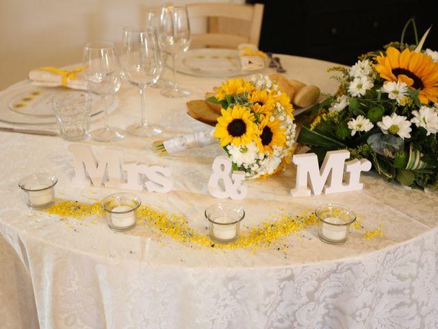 Il matrimonio di Daniele e Valeria a Seriate, Bergamo 11