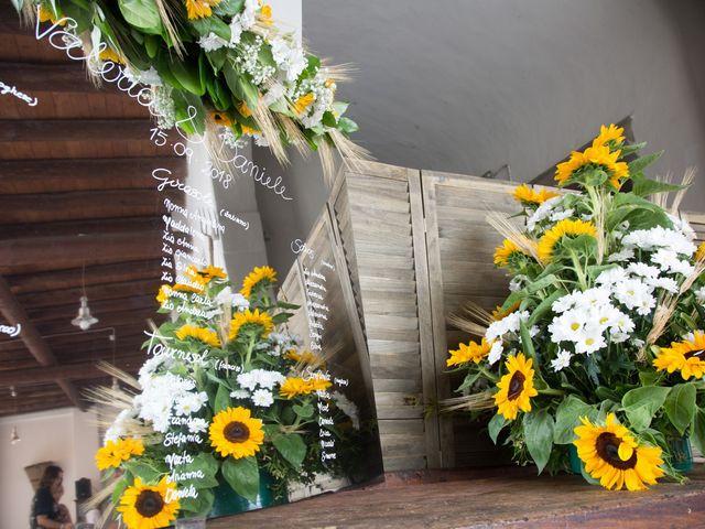 Il matrimonio di Daniele e Valeria a Seriate, Bergamo 12
