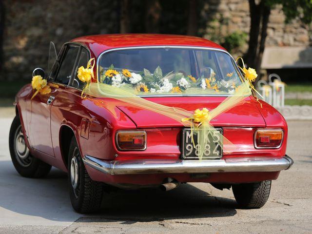 Il matrimonio di Daniele e Valeria a Seriate, Bergamo 2