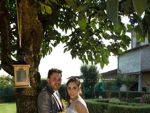 Il matrimonio di Daniele e Valeria a Seriate, Bergamo 18