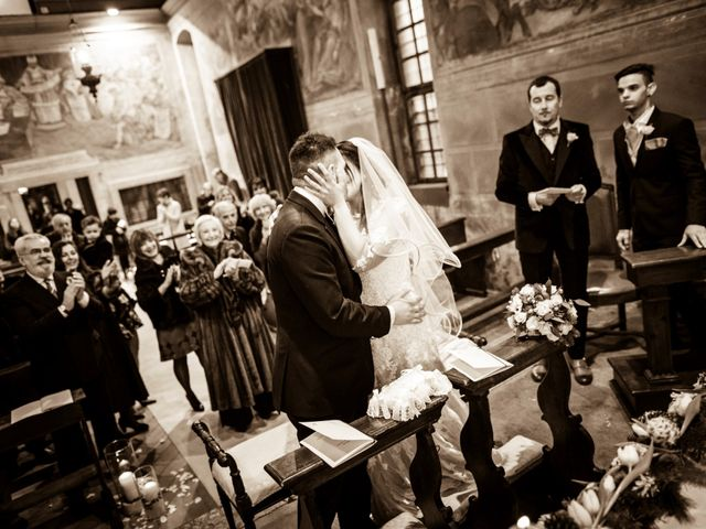 Il matrimonio di Luigi e Jessica a Pescantina, Verona 15