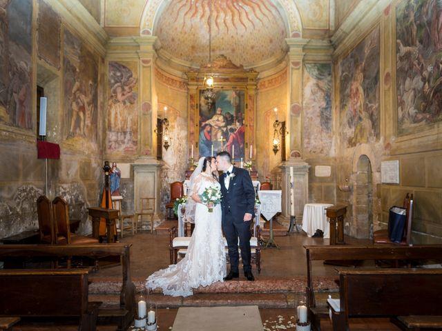 Il matrimonio di Luigi e Jessica a Pescantina, Verona 17