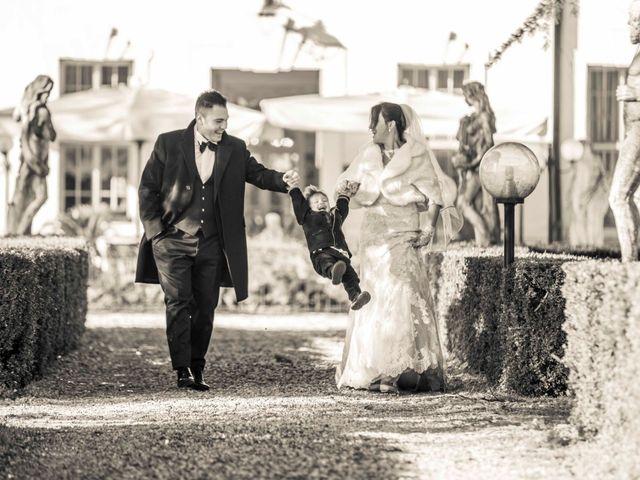Il matrimonio di Luigi e Jessica a Pescantina, Verona 20