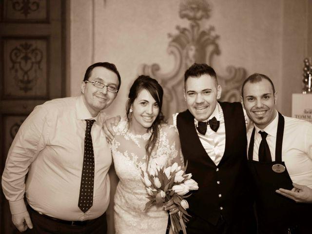 Il matrimonio di Luigi e Jessica a Pescantina, Verona 34