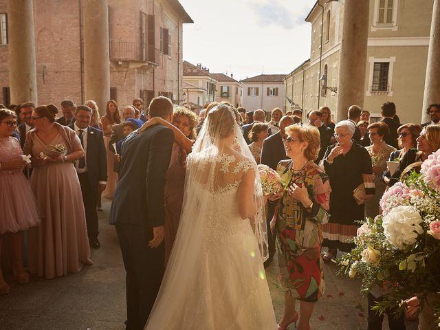 Il matrimonio di Andrea e Raffaela a Acqui Terme, Alessandria 43