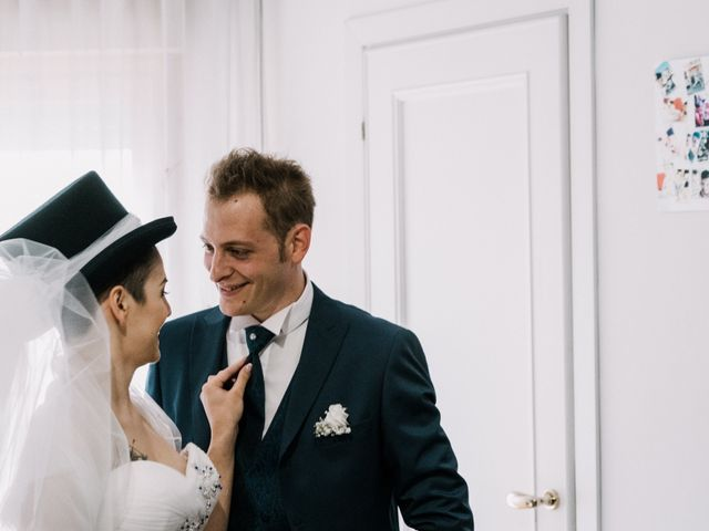 Il matrimonio di Yuri e Sara a Rieti, Rieti 14