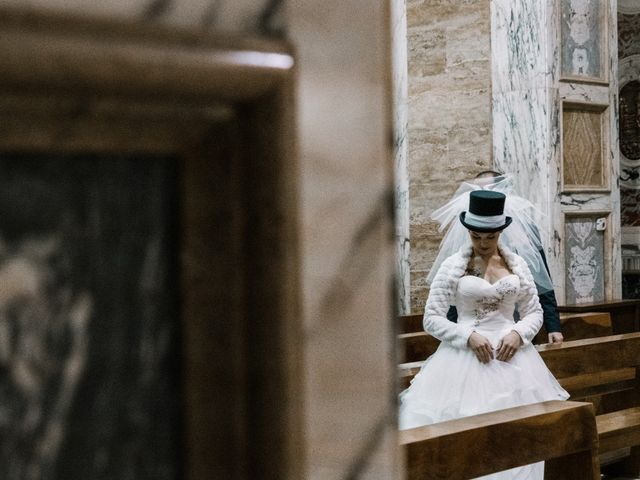 Il matrimonio di Yuri e Sara a Rieti, Rieti 19