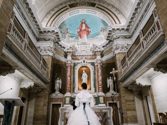 Il matrimonio di Yuri e Sara a Rieti, Rieti 23